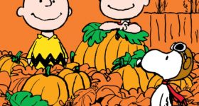 50th Anniversary of It's The Great Pumpkin, Charlie Brown
