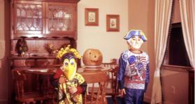 Bicentennial Halloween Costume – George Washington