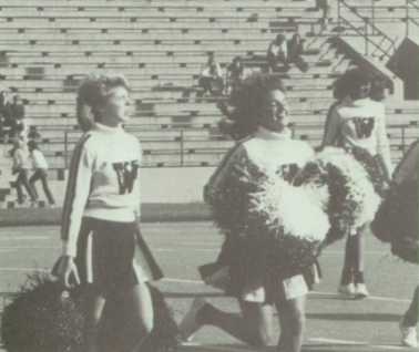 Lost Generation of High School Athletes: 1980s-cheerleaders