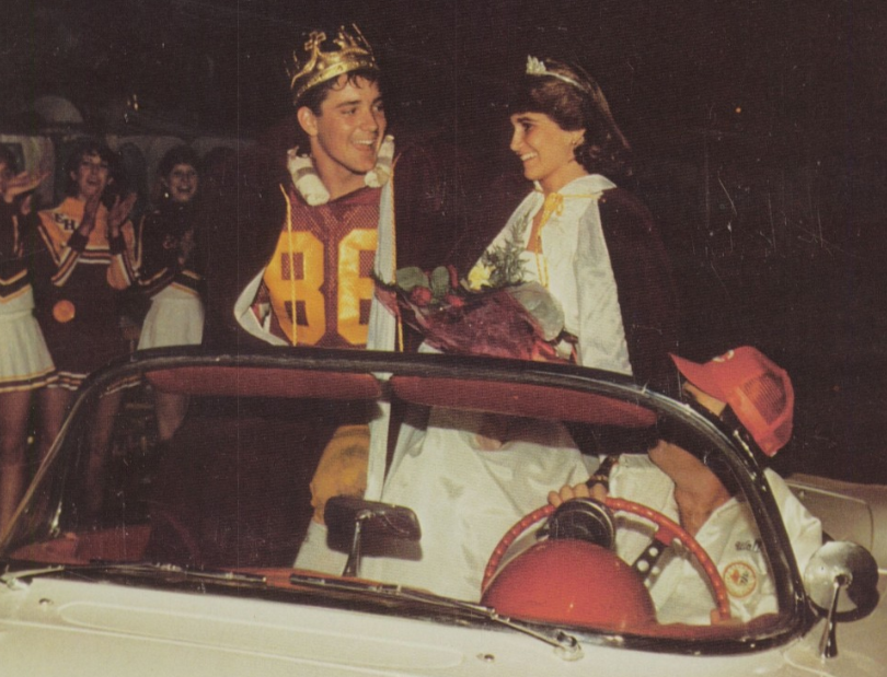 Generation X Homecoming 1984 Esperanza High School