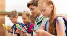 Is the Apple iPhone Taking A Bite Out Of Childhood?
