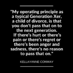 Kellyanne Conway on Generation X