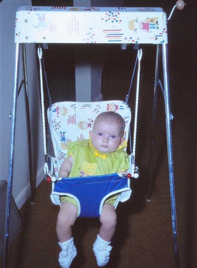 1970s Baby Equipment