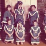 Matching Mother-Daughter Indian Costumes Document Prevalence of Cultural Appropriation of the 1970s