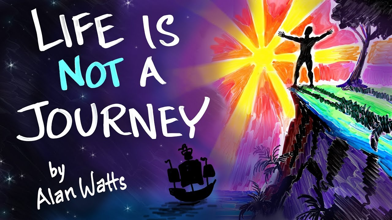 Life Is Not A Journey Are You There God It S Me