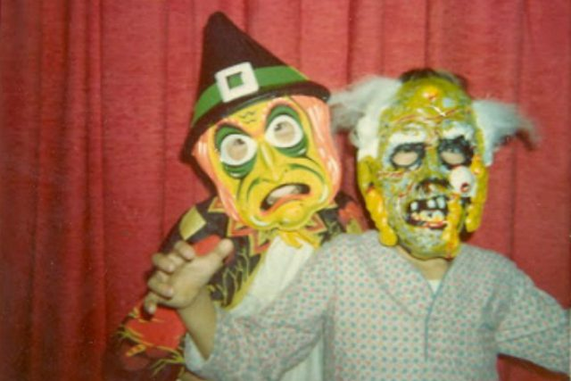 Halloween 1973, Faded Photographs