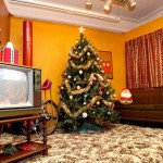 A Very 1970s Christmas exhibit targets Generation X