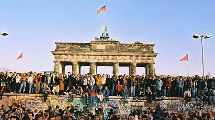 Berlin Wall Fall