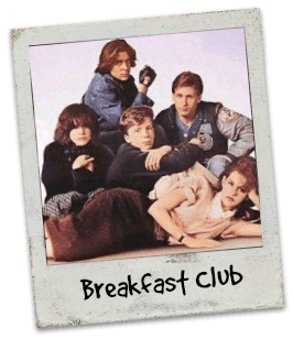 Breakfast Club Polaroid
