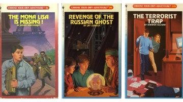 Choose Your Own Adventure Books Series