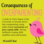 Overparenting Generation Z via #GenZChat