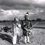 Halloween in the Texas Panhandle, 1960s