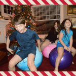 It Was A Merry, Bouncy Christmas
