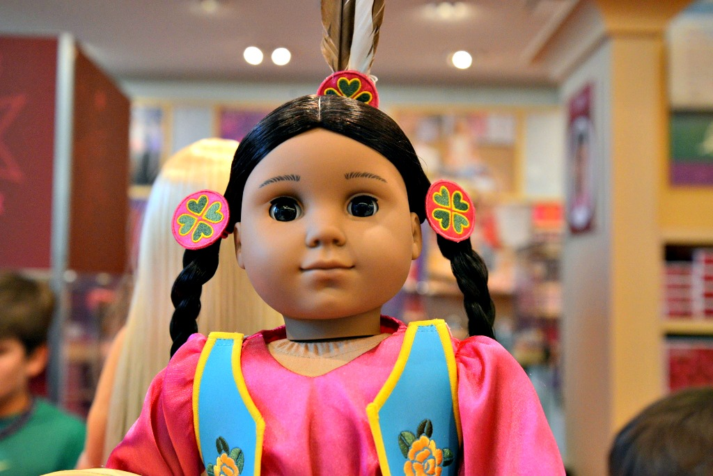 Jingle Dress, American Girl