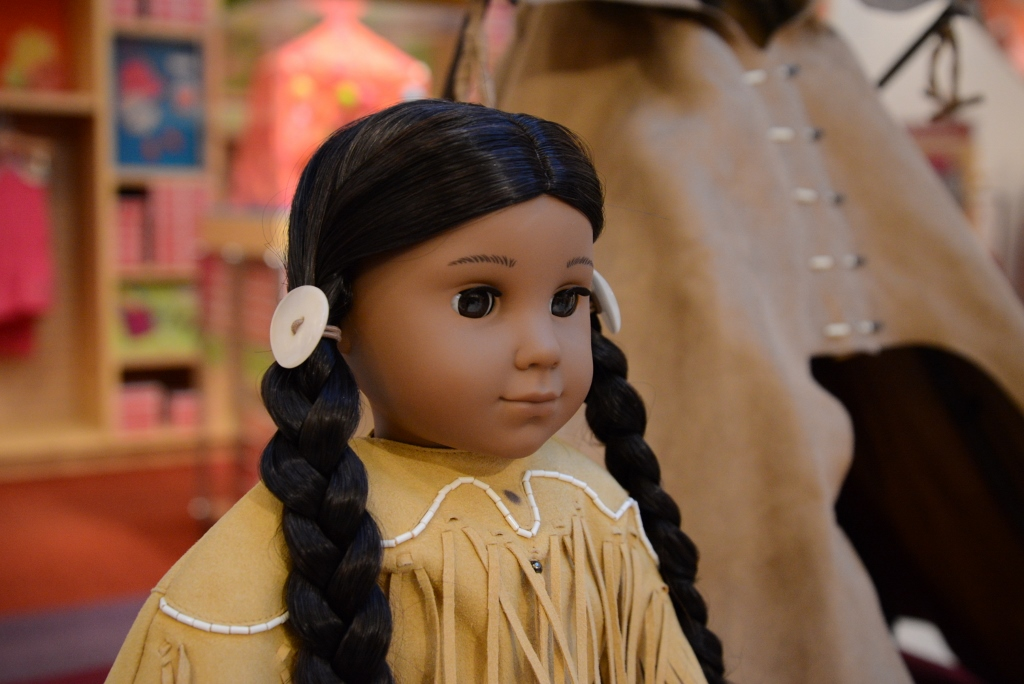 Kaya,  Nez Perce, 1764 | American Girl