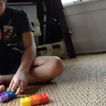 Legos thinking