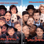20th Anniversary: Little Rascals Movie Poster Recreation