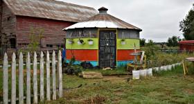 Small Round Barn