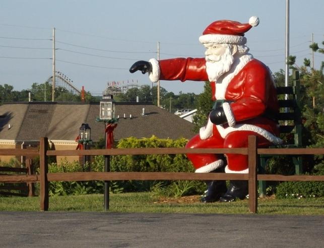 1971: Santa's Land, Putney, Vermont