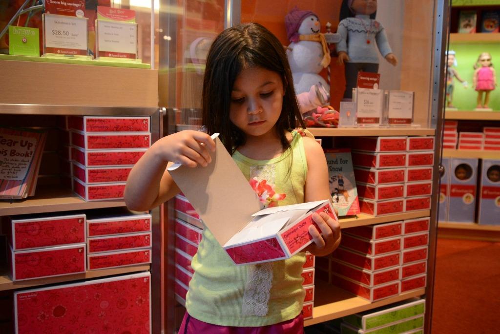 American Girl Doll Store
