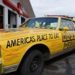 Waffle House Donk Cars