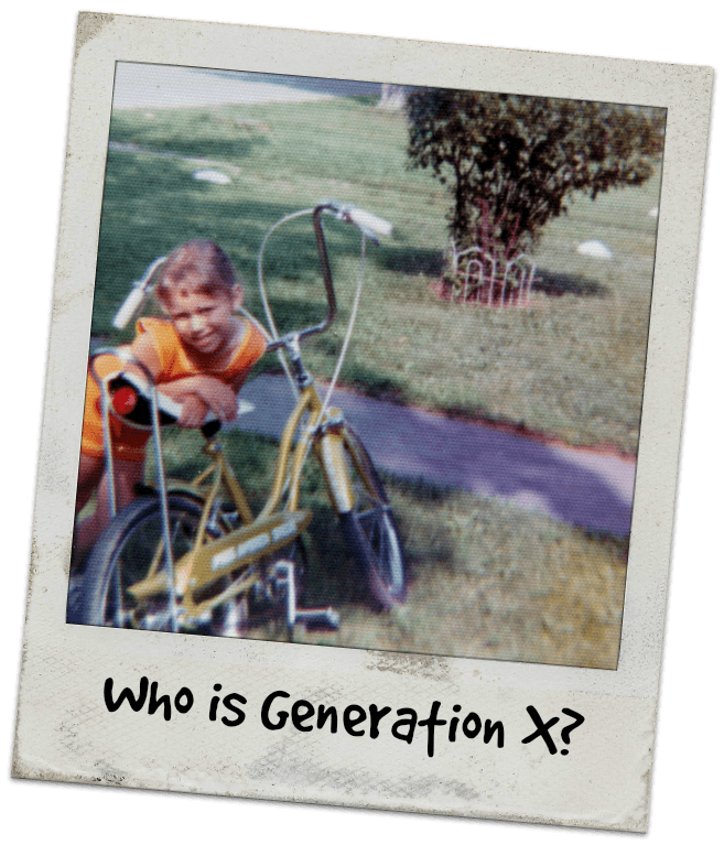 Who Is Generation X