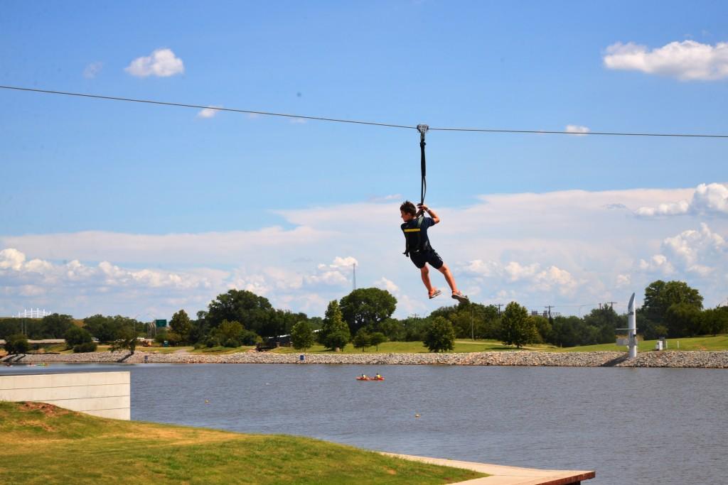 Zipline Adventure   OKC