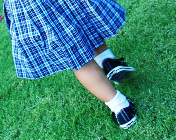 Catholic School Girl
