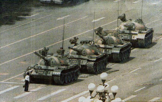 June 4, 1989 | Tiananmen Square | China
