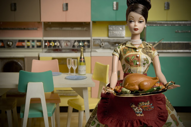 Thanksgiving Barbie
