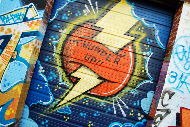 Thunder Graffiti