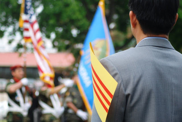 Ceremony commemorating the Fall of Saigon Oklahoma City
