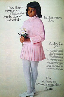 Pretty Plus Catalog Clothes for Fat Girls in the 1970s