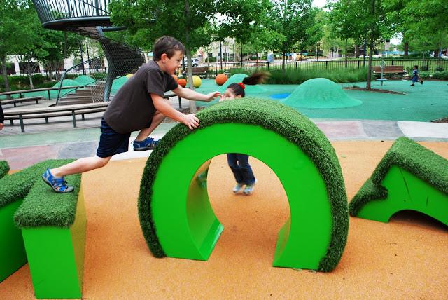 Myriad Gardens Children's Garden Ruppert Landscape