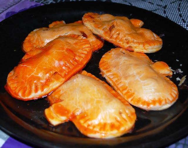 Pumpkin Sandwiches