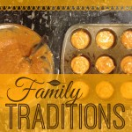 Family Traditions and Saving Broken Things