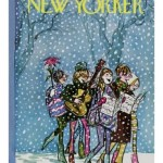 50 Years of New Yorker Christmas Covers