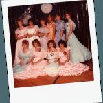 prom 1983 polaroid