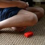feet legos