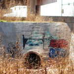 Graffiti Wednesday: Storm Drain Graffiti