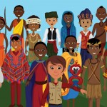 Wycliffe Bible Translators Offers Kid's Book: Around the World with Kate and Mack