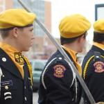 Gold Beret, ROTC