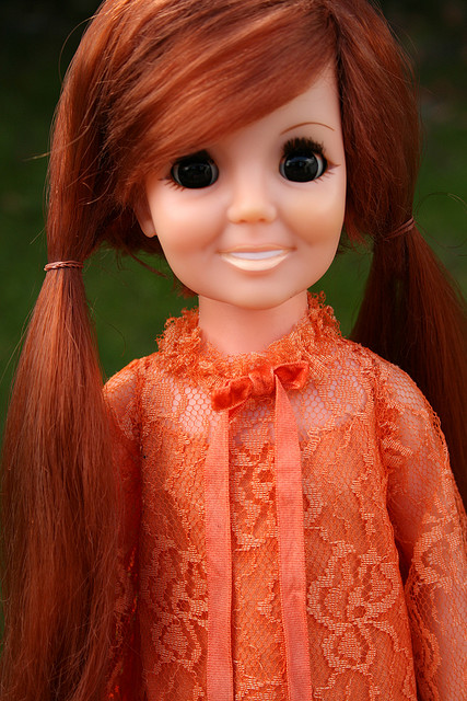 Crissy Doll Forerunner Of The American Girl Doll